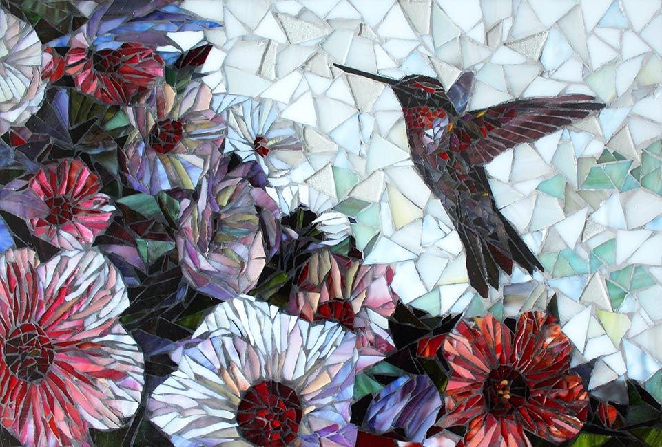 Hummingbird: Custom Backsplashes
