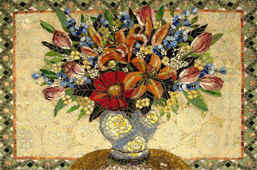 Jennies Flowers: Custom Backsplashes