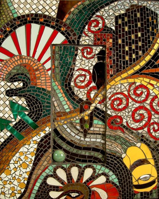 Off Broadway: Fine Art Mosaics