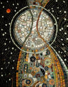 Nightmusic: Custom Mosaic Art