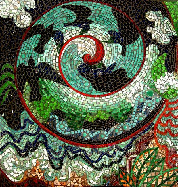 Tradewinds: Custom Mosaic Art