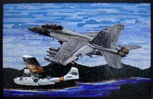 Whidbey Island: Custom Mosaic Art Washington Artists