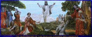 Tampa Church Murals: Custom Mosaic Artists