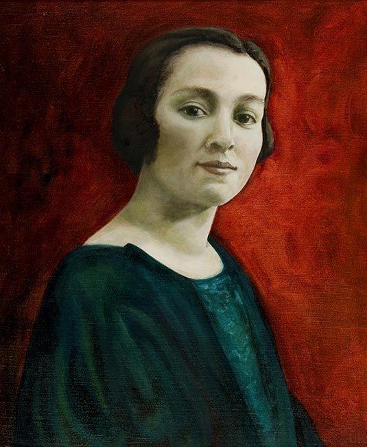 Nonna: Washington Oil Painters