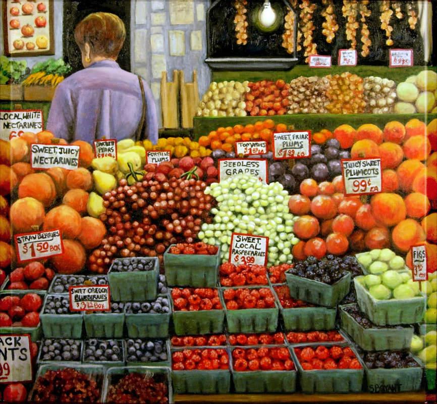 The Market: Pike Place, Seattle, Washington