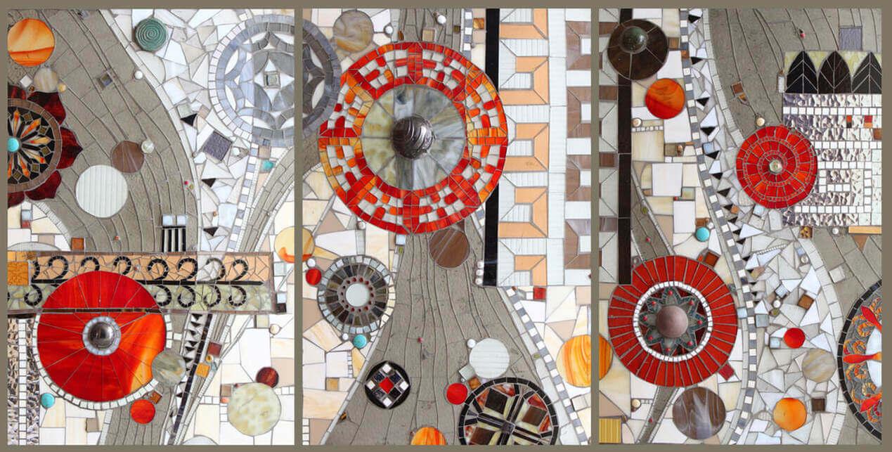 Journey: American Mosaic Artists