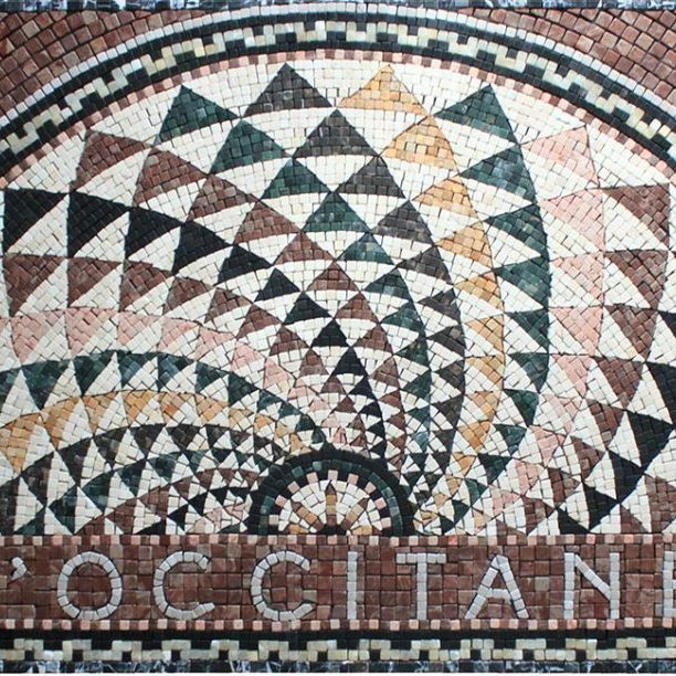 L'Occitane: Custom Mosaic Floors