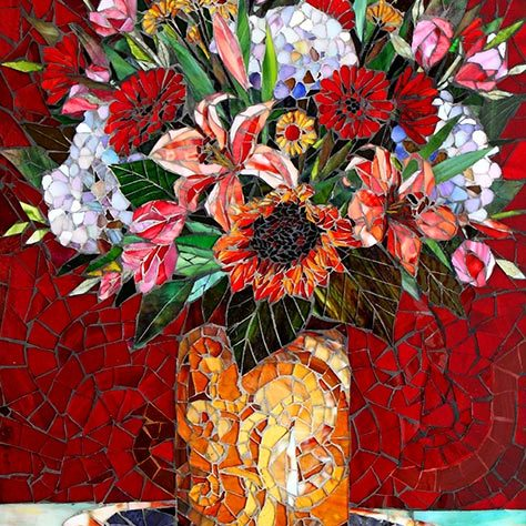 Fiori: Fine Art Mosaics