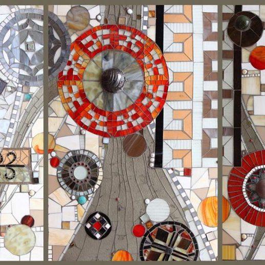 Journey: Custom Mosaic Art