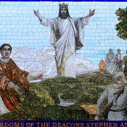 Tampa Church Murals: Custom Mosaic Artists